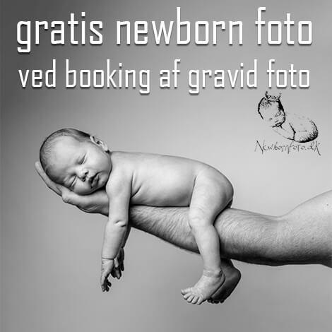 Gratis newborn fotografering